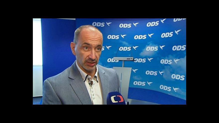 Video Rozhovor s Martinem Kubou (ODS)