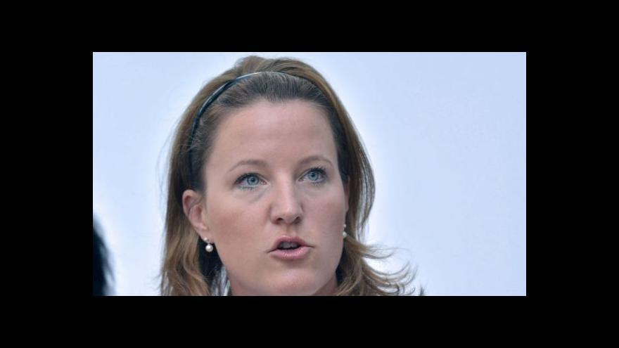 Video Rozhovor s Karolínou Peake a Helenou Langšádlovou