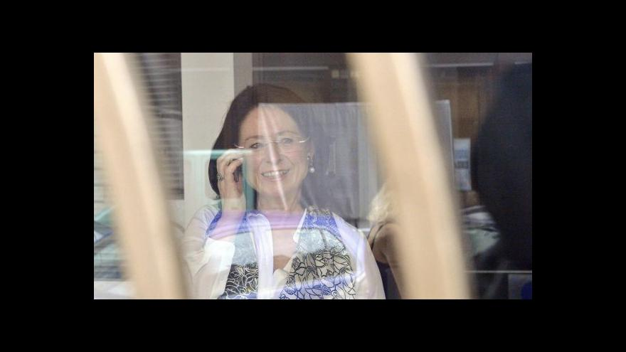Video Telefonát Miroslavy Němcové