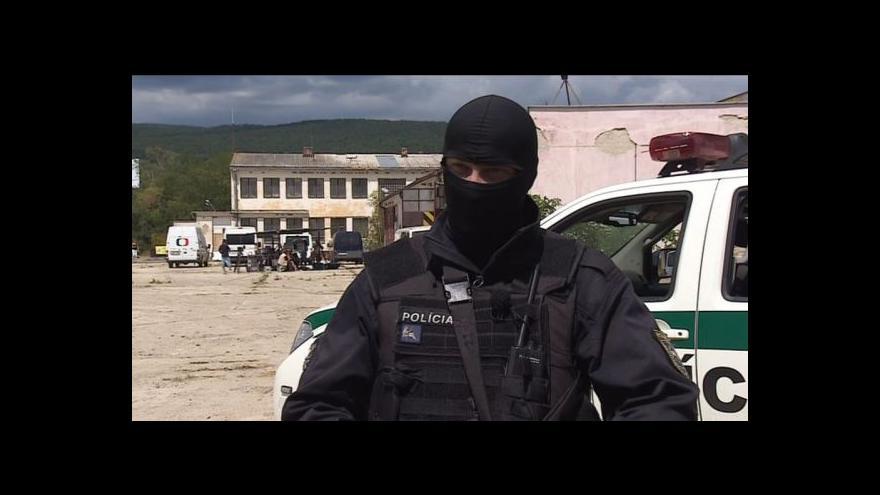 Video Velitel policejní jednotky