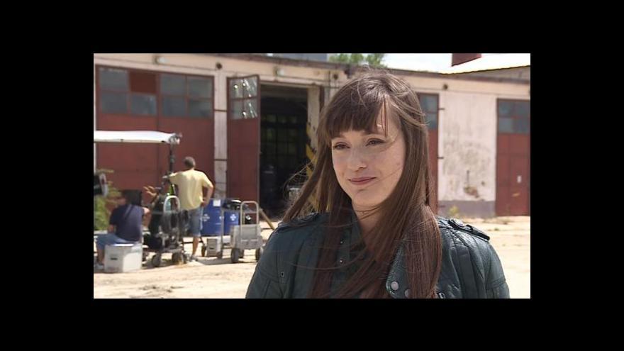 Video Rebeka Poláková
