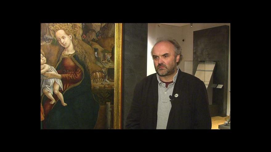 Video Rozhovor s Jiřím Fajtem