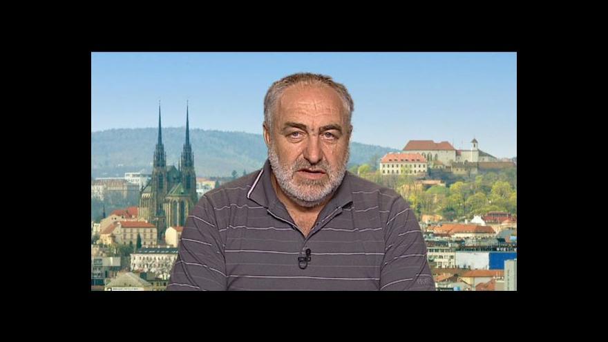 Video Rozhovor se senátorem Petrem Šilarem