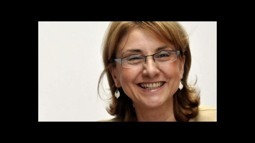 Video Rozhovor se Silvií Hroncovou