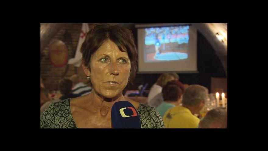 Video Rozhovor s Jarmilou Kratochvílovou a Taťánou Kocembovou