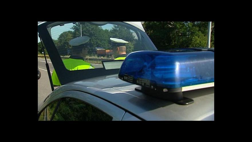 Video Na Frýdeckomístecku kontrolovali policisté řidiče