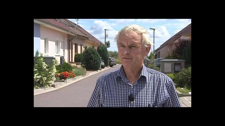 Video Hovoří zastupitel obce Suchohrdly Josef Molík (nez. za ČSSD)