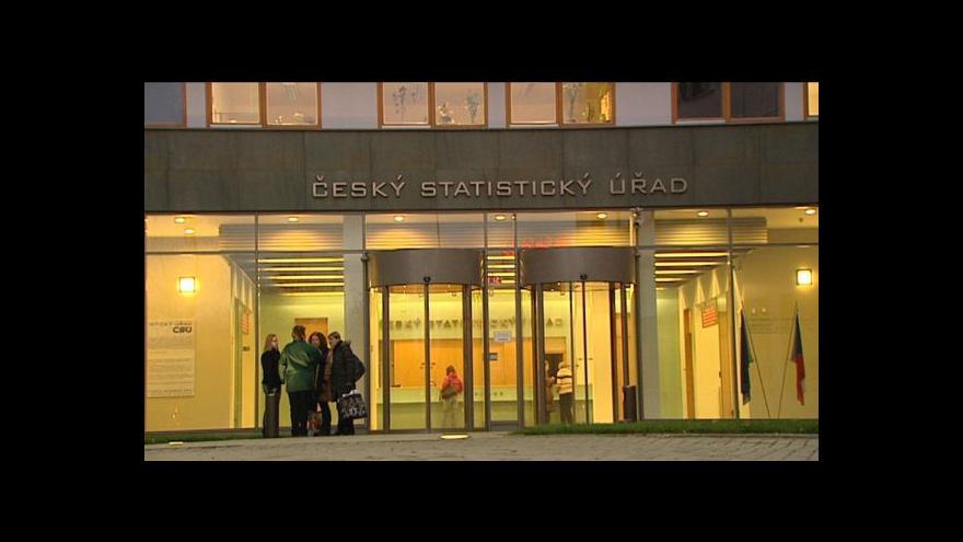 Video Tisková konference ČSÚ na téma 2012: Rok recese české ekonomiky