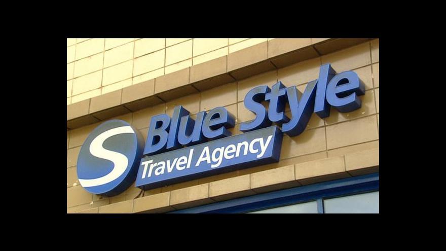 Video Rozhovor s mluvčím Blue Style Martinem Slaným
