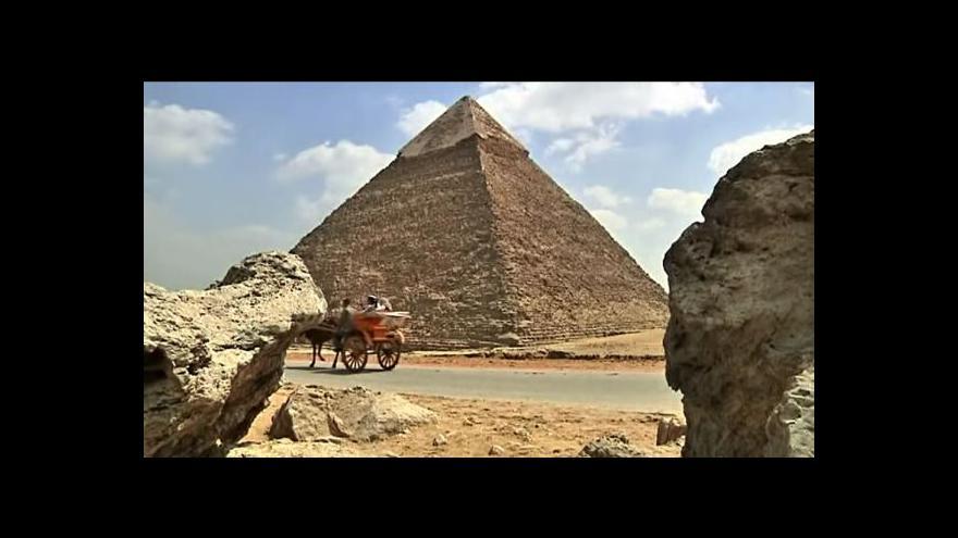 Video Události: V Egyptě zemřely dvě Češky