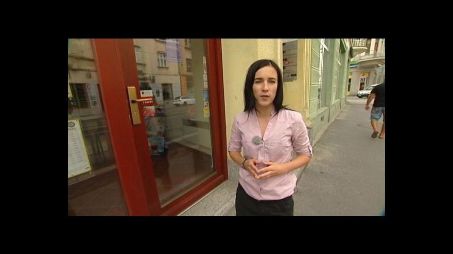Video Reportáž Alexandry Přečkové a Terezy Krumpholzové