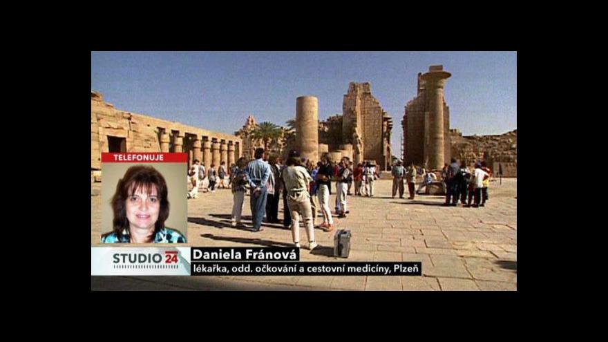 Video Rozhovor s Danielou Fránovou