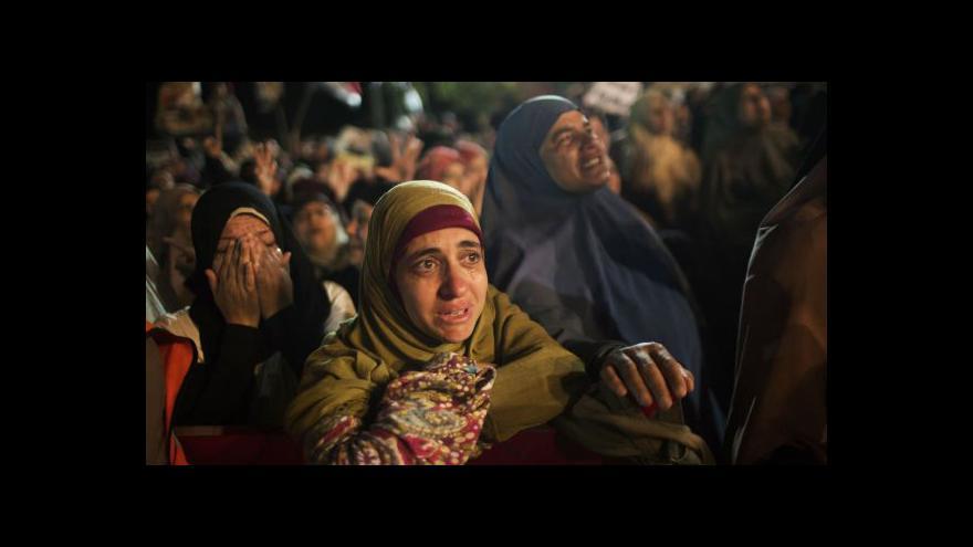 Video Telefonát arabisty Štěpána Macháčka