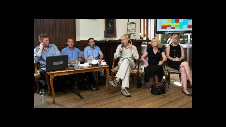 Video Výkonný ředitel ČT art Tomáš Motl o programu