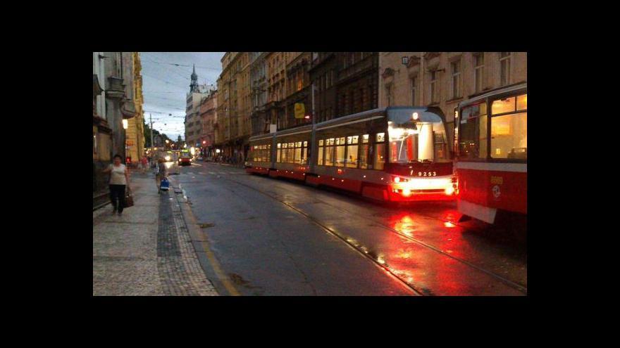 Video Události k bouřkám v Česku