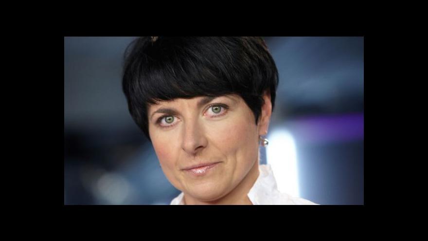 Video Lenka Bradáčová hostem Událostí, komentářů