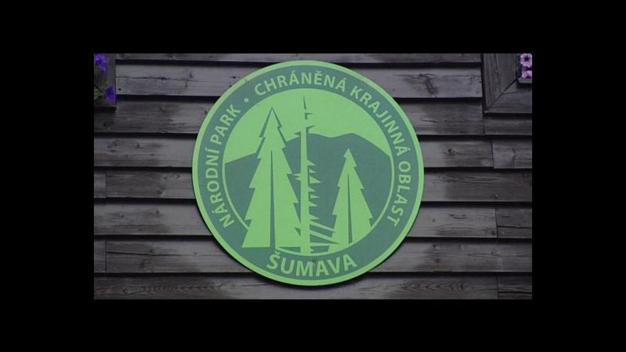 Video Ubytovny NP Šumava jsou v milionových ztrátách