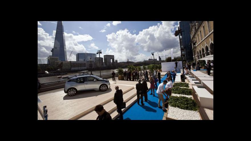 Video Seznamte se s elektrickým BMW i3