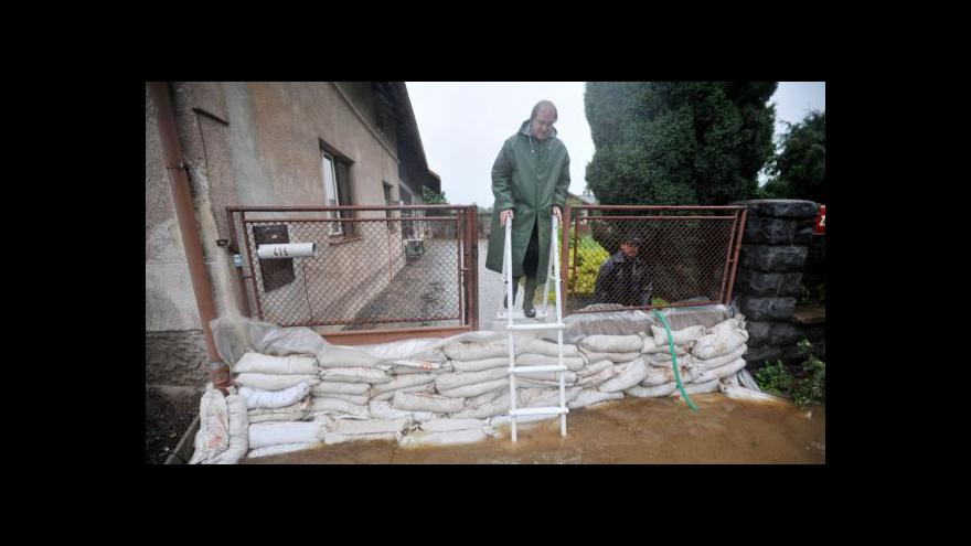 Video Pojišťovny často zaplavované oblasti nepojistí