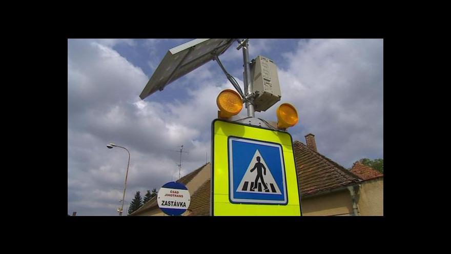 Video Po Českobudějovicku se pohybuje tzv. radarový fantom