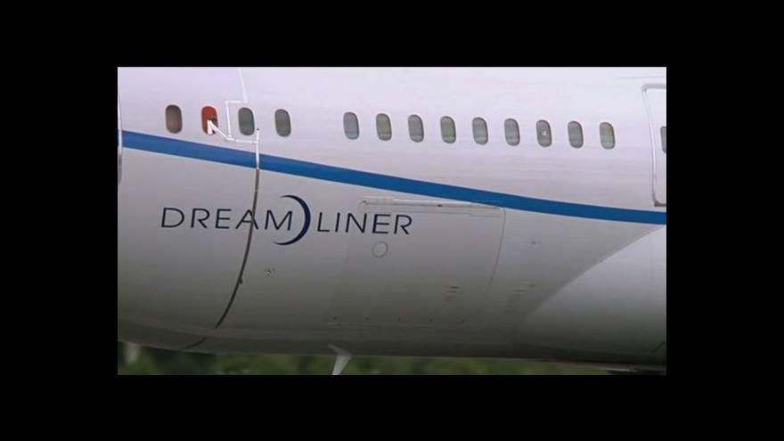 Video Boeingy projdou další kontrolou