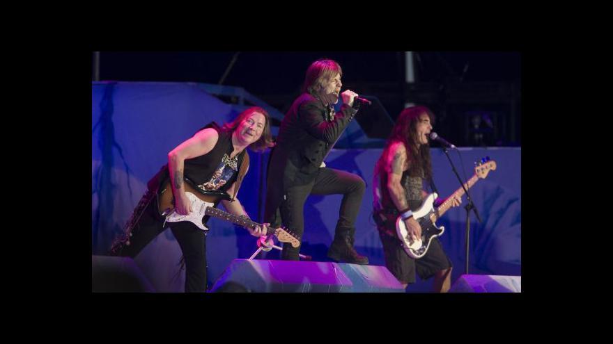Video Petr Korál o Iron Maiden