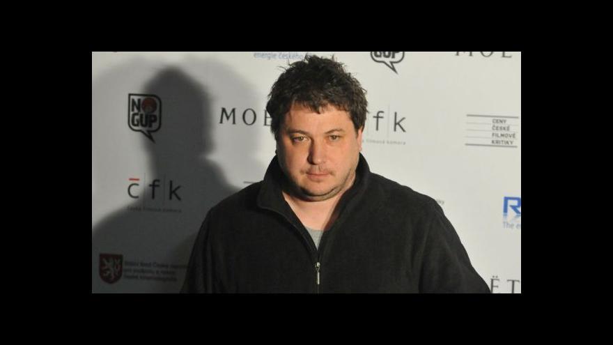 Video Rozhovor s režisérem Robertem Sedláčkem ve Studiu 6