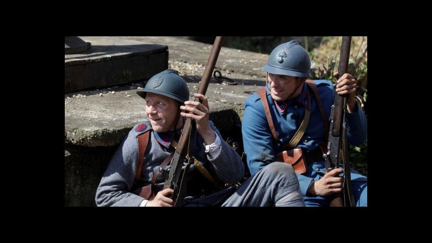 Video Reportáž o natáčení První republiky