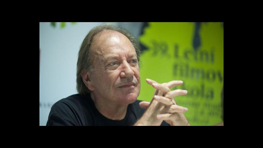 Video Rozhovor s Goranem Paskaljevičem