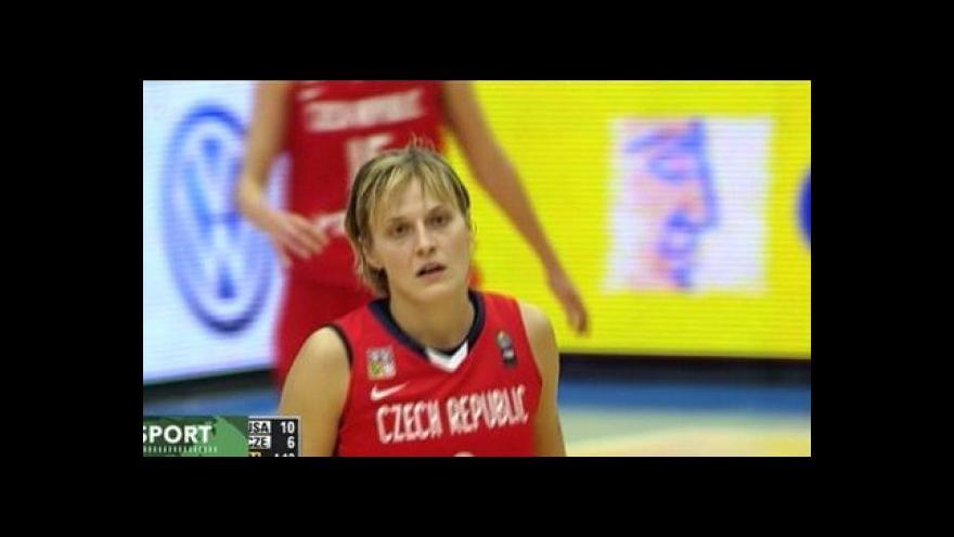 Video Basketbalistka Hana Horáková ukončila kariéru