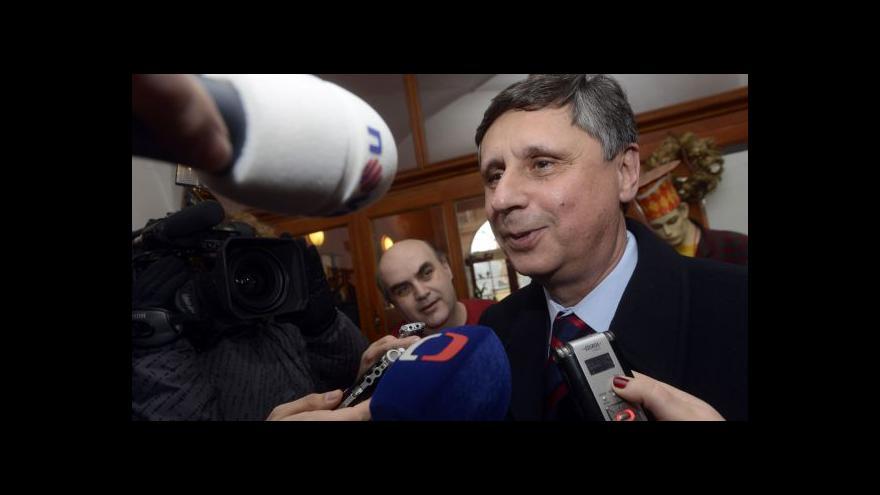 Video Ministr Fischer k dozorčím radám