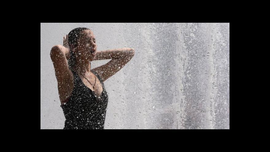 Video Česko čeká nejteplejší den roku