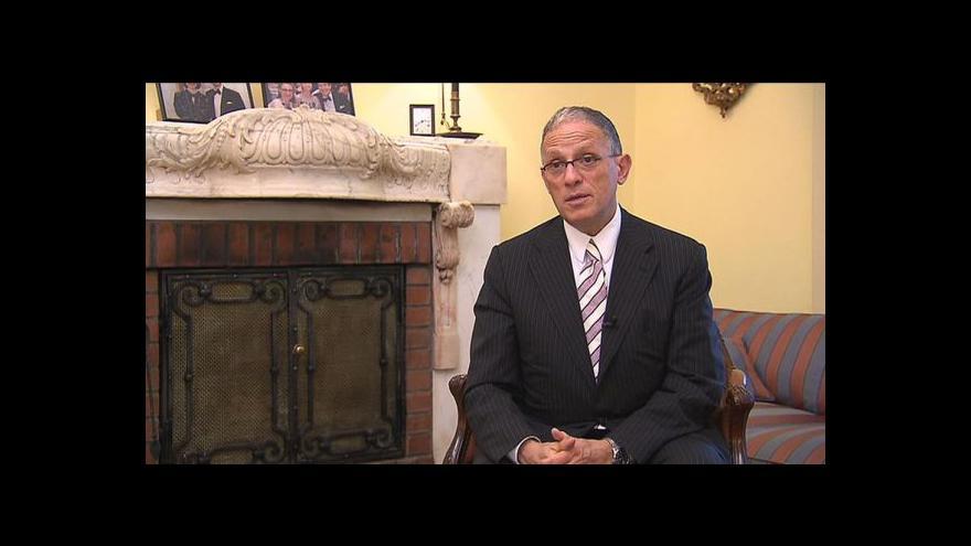 Video Rozhovor s Fredem Hochbergem