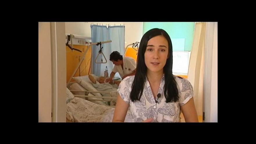 Video Reportáž Terezy Krumpholcové