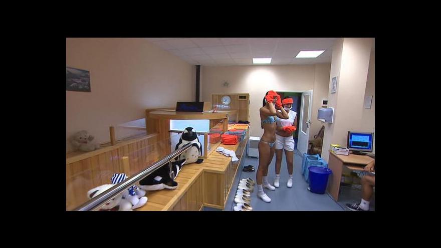 Video Jak funguje kryokomora?