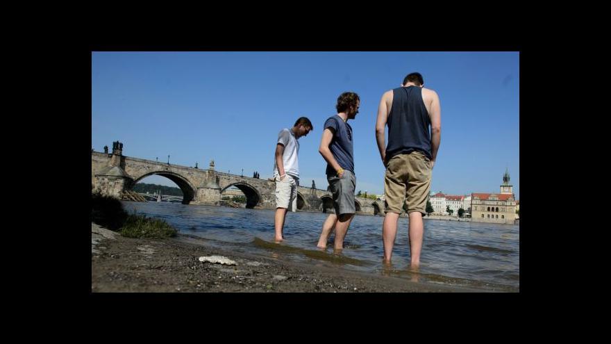 Video Události: Česko se připravuje na tropický víkend