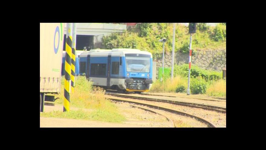 Video Lucie Pokorná o problémech nových vlaků