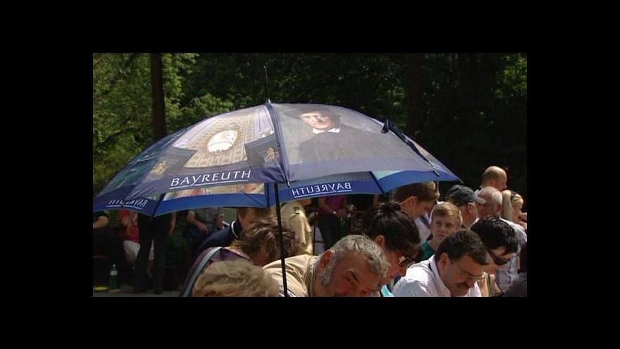 Video Bayreuth Festival 2013
