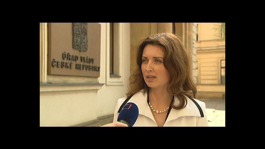 Video Zmocněnkyně pro lidská práva Monika Šimůnková o otázce vepřína
