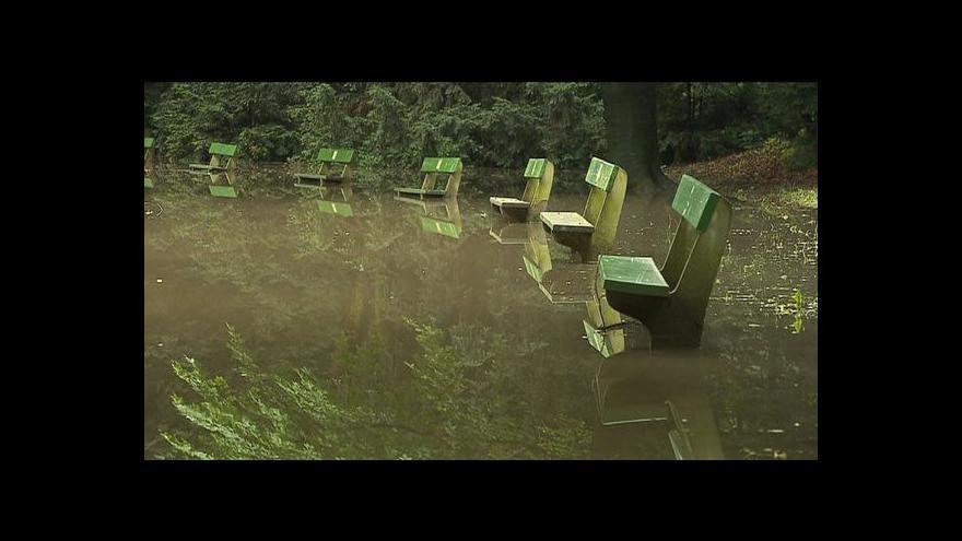 Video Obnova parků po povodních