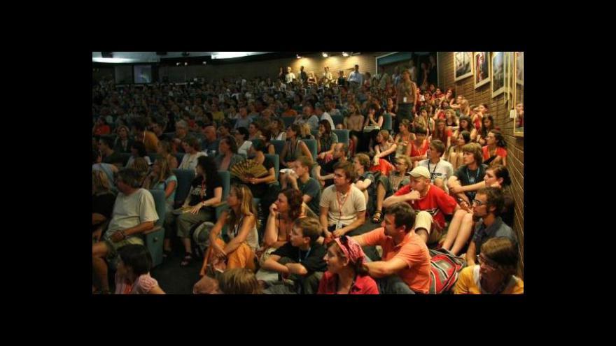 Video Rozhovor s ředitelkou Letní filmové školy Radanou Korenou