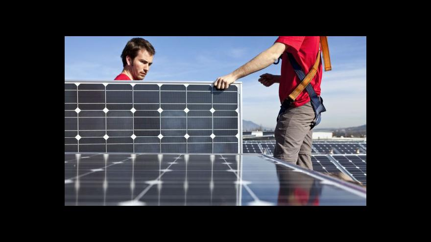 Video Ochranné pásmo kolem solárních elektráren