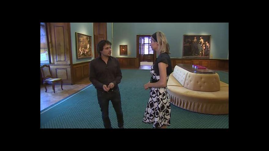 Video O Tizianově obrazu hovoří kurátor Miroslav Kindl