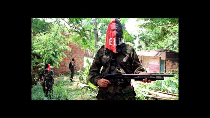 Video Konflikt v Kolumbii vzal čtvrt milionu životů