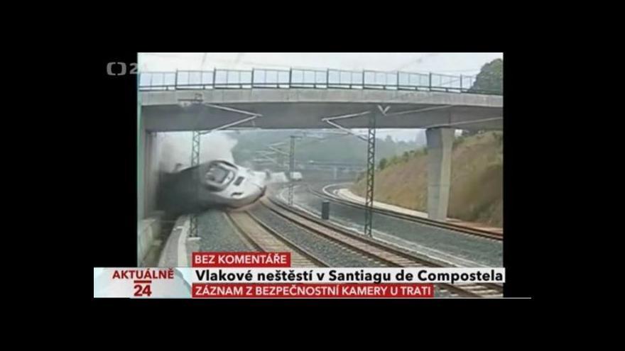 Video Záznam z bezpečnostní kamery