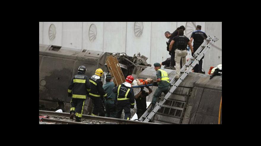 Video Rok velkých vlakových neštěstí
