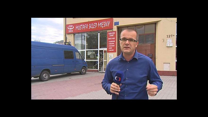 Video Reportáž Josefa Pazderky