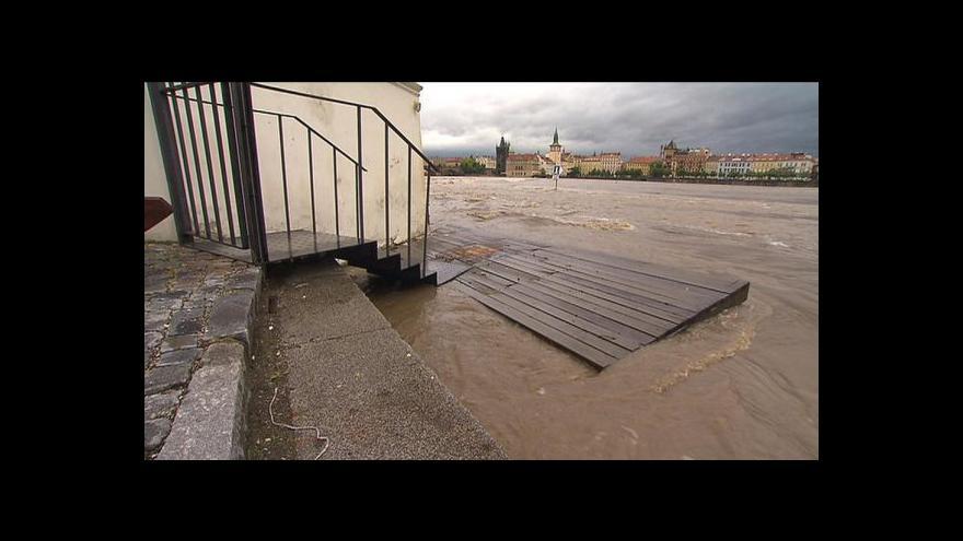 Video Další peníze na protipovodňová opatření