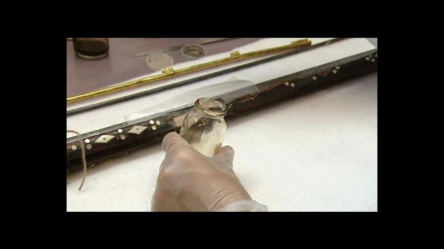 Video Umění restaurátorů: Pardubické puškařství