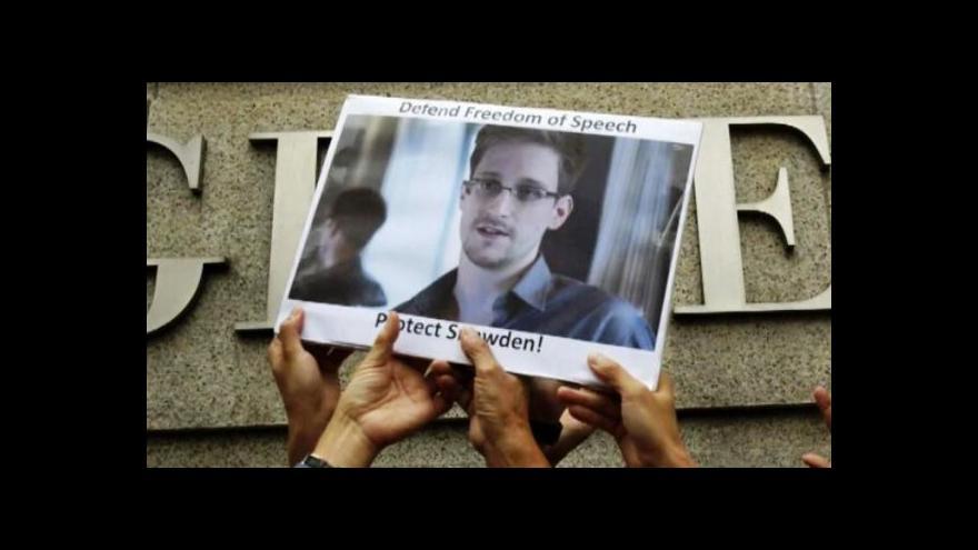 Video Opustí Snowden Rusko?